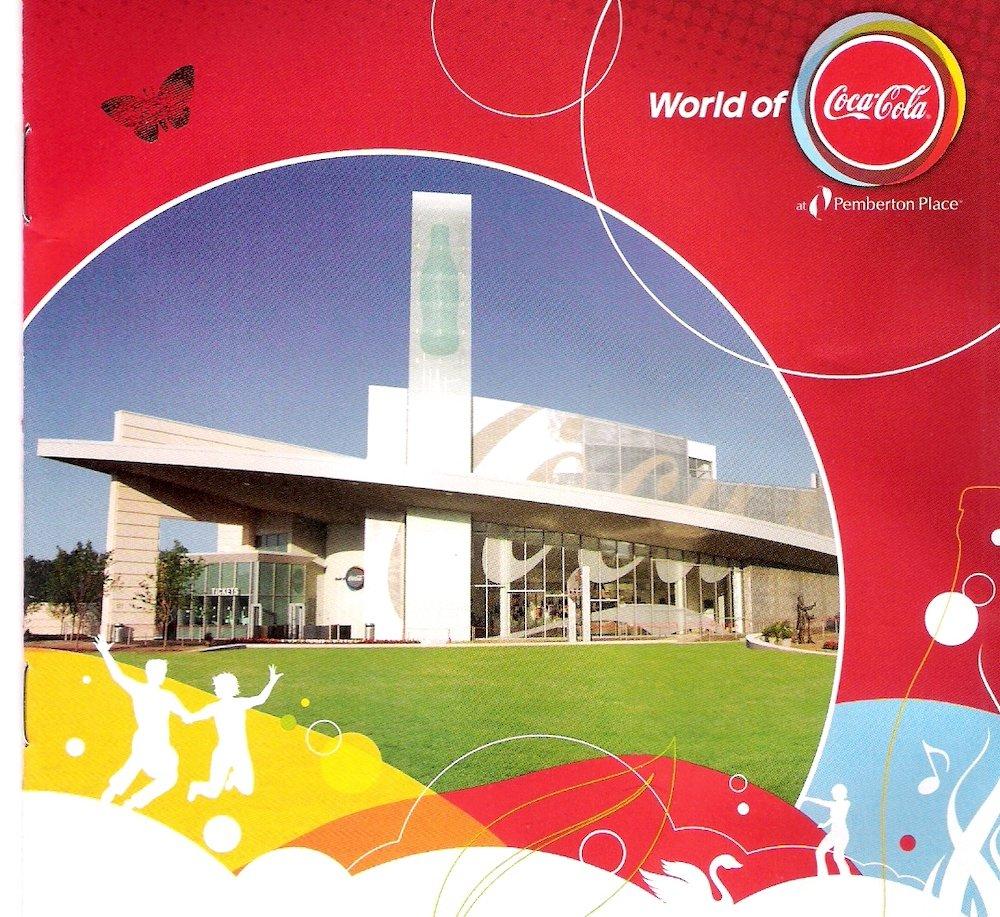 World Of Coke Booklet