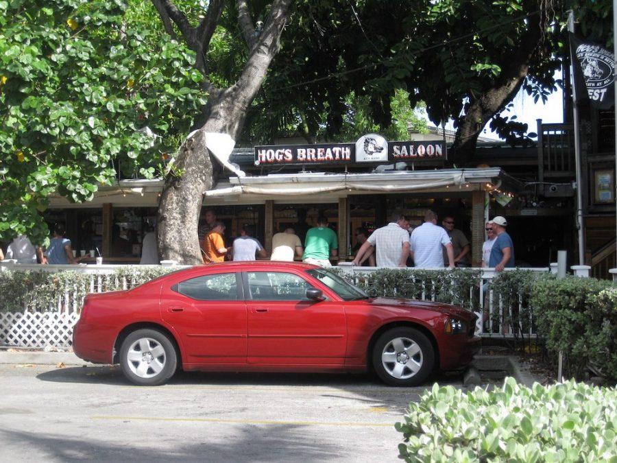 Hog's Breath Saloon in Key West