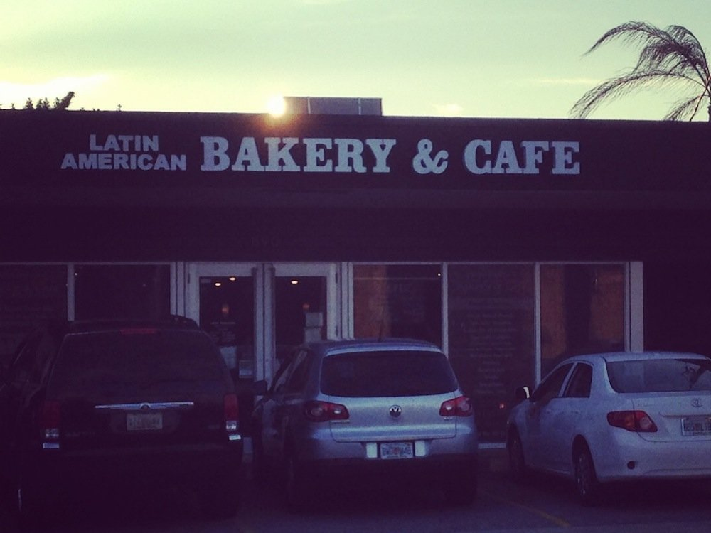 Latin American Bakery & Cafe