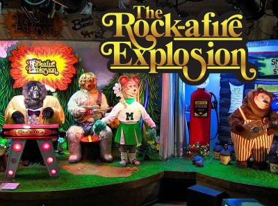 ShowBiz Pizza, Rock-afire Explosion & Chuck E Cheese Saga