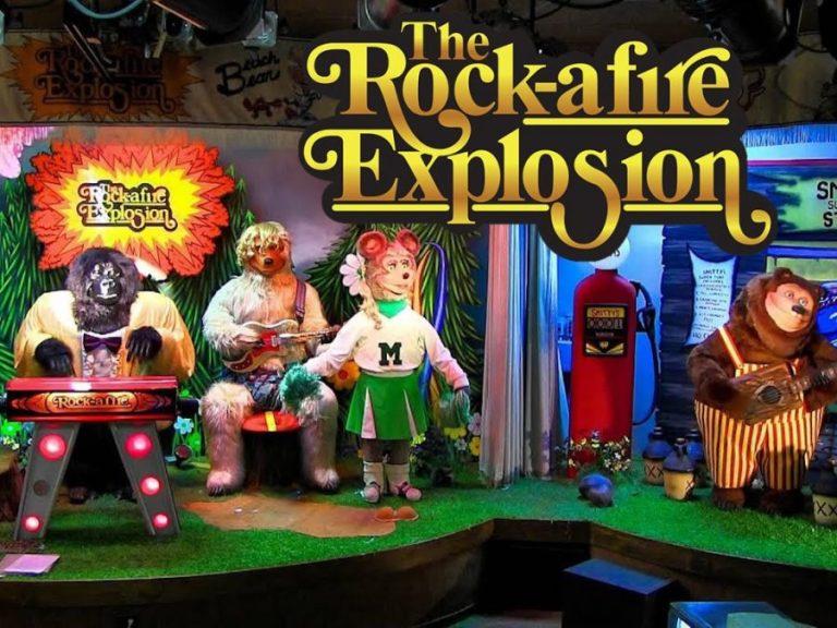 ShowBiz Pizza, Rock-afire Explosion & Chuck E Cheese Saga