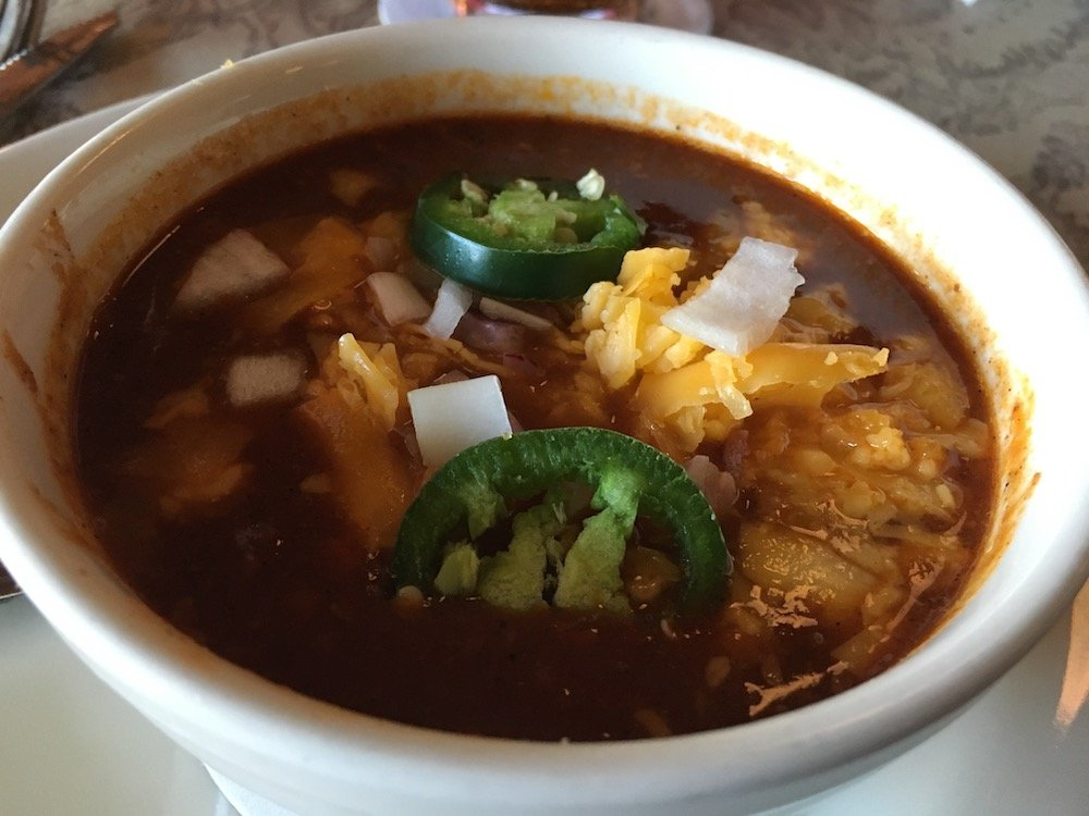 Ted's Montana Grill Bison Chili