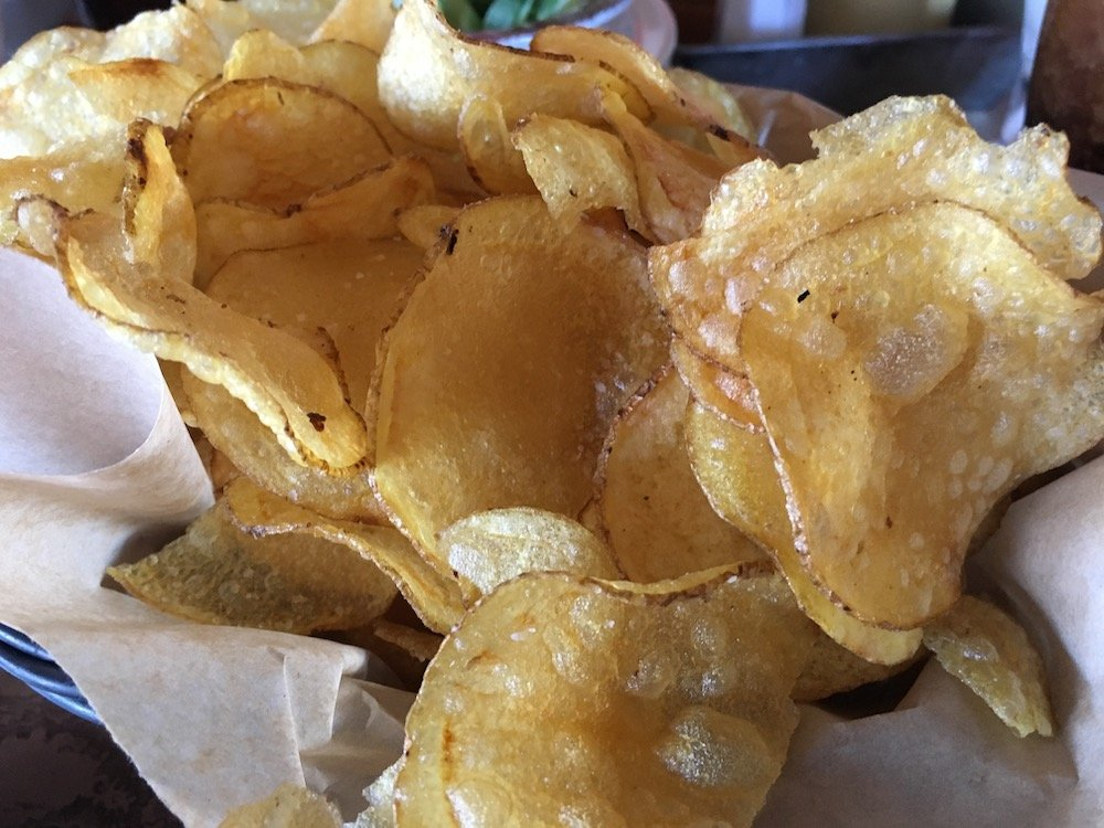Ted's Montana Grill Housemade Chips