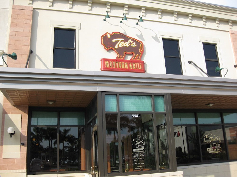 Ted's Montana Grill in Naples, Florida