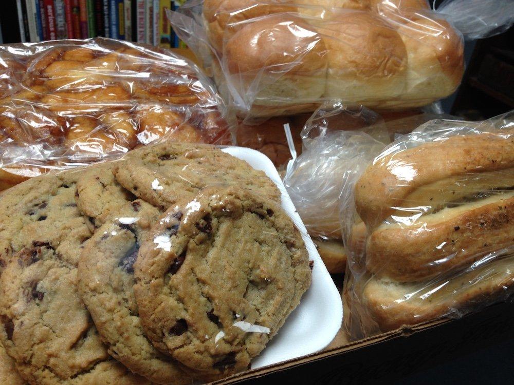 Knaus Berry Farm Cookies. Rolls & Sticks