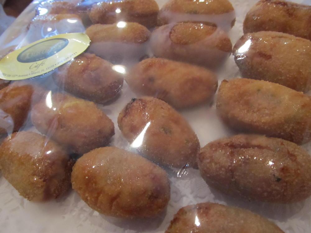 Islas Canarias Party size Ham Croquetas
