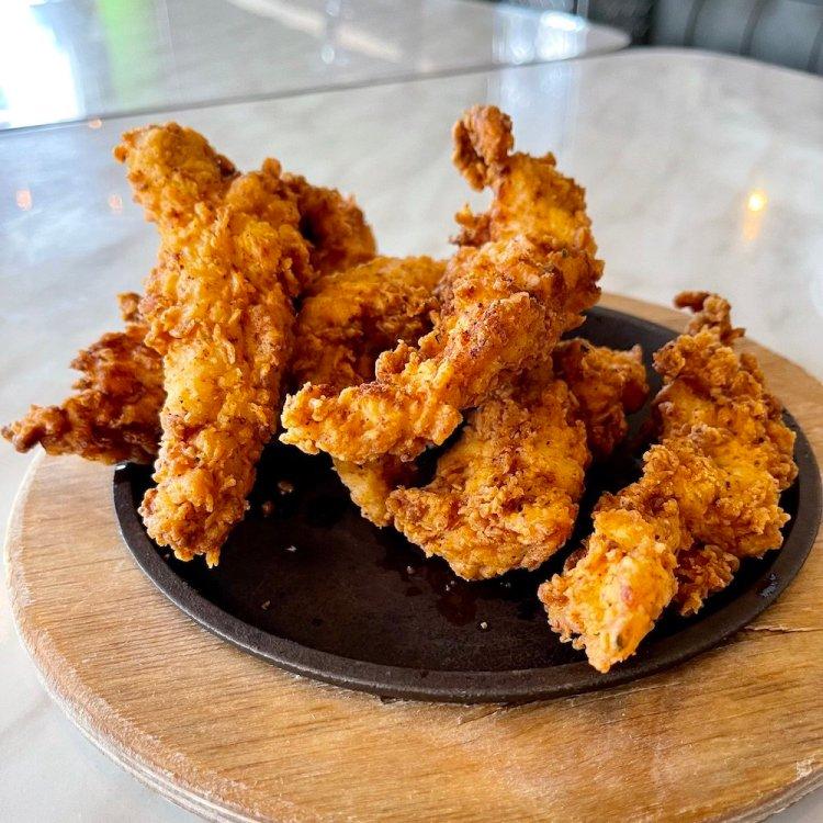Chicken Fried Tenders