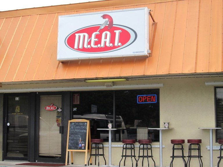 MEAT Eatery and Taproom in Islamorada