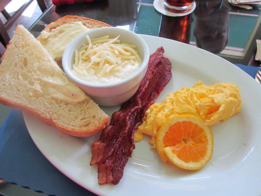 OB House Breakfast Platter