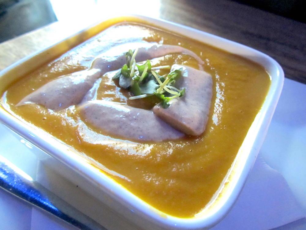 Butternut Bisque Soup
