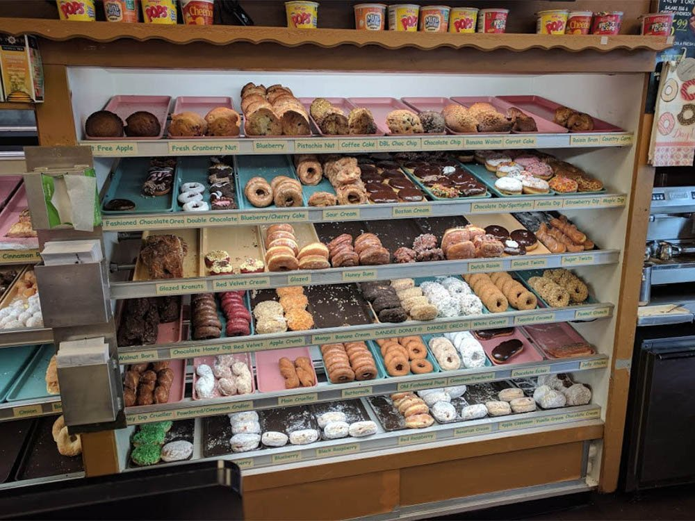 Donut Display
