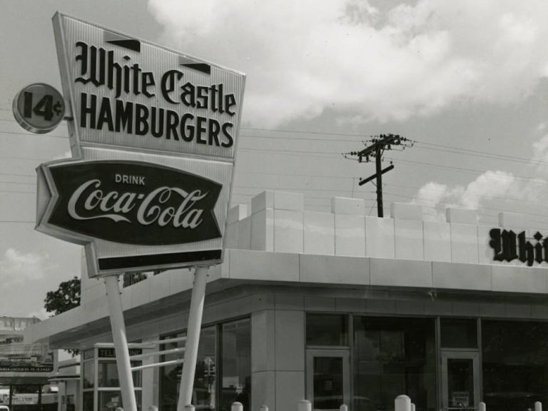 White Castle in Miami, Florida