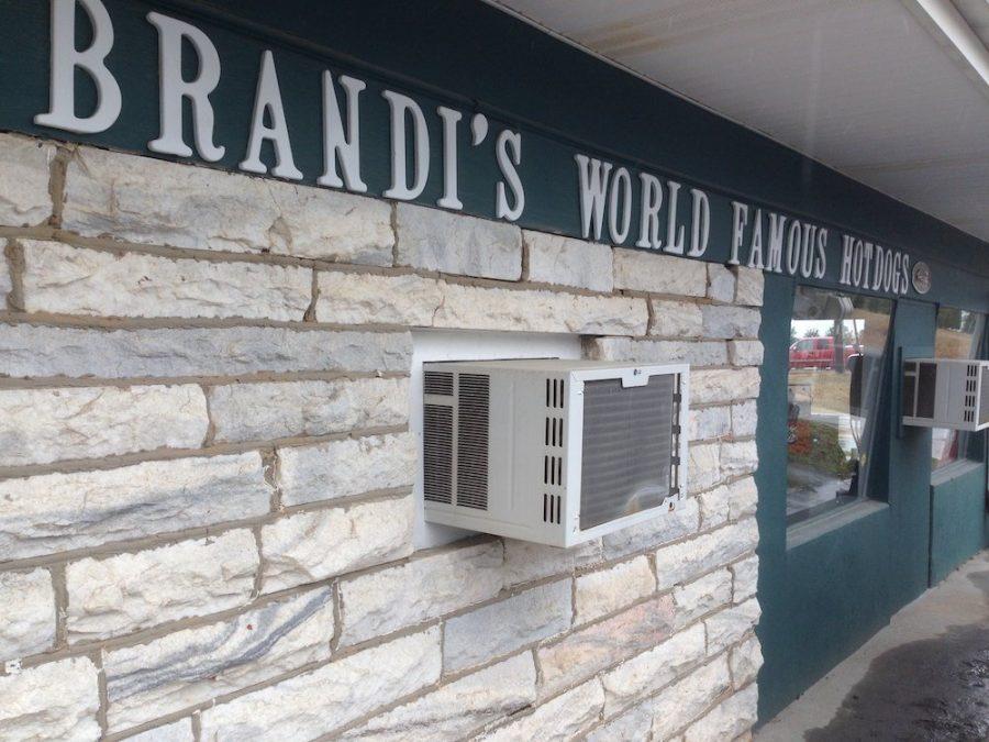 Brandi's Hot Dogs in Marietta, Georgia