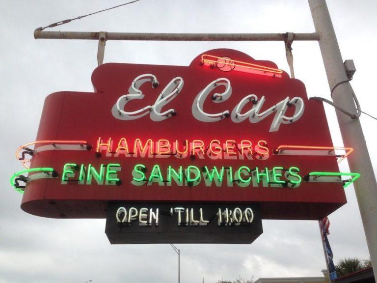El Cap Hamburgers – St. Petersburg, Florida