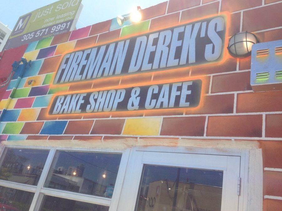 Fireman Derek's Bake Shop in Wynwood
