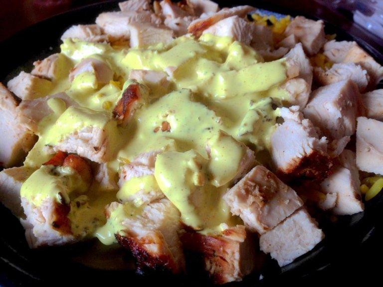 Chicken Kitchen Mustard Curry Sauce Recipe