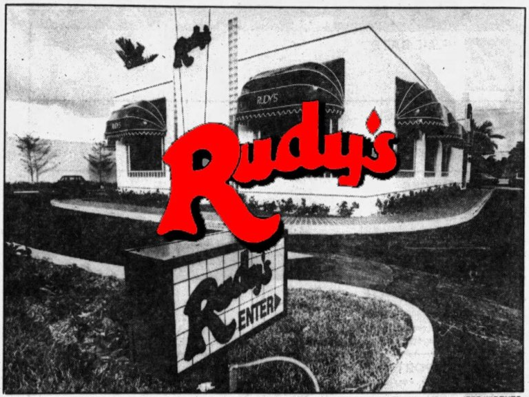Who Remembers Rudy's Sirloin SteakBurgers?