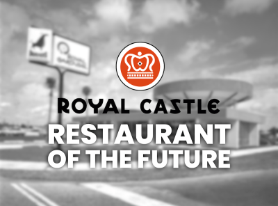 Royal Castle's Restaurant of the Future, Royal Carousel