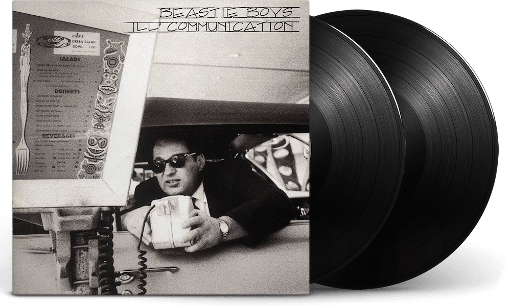 Beastie Boys's Ill Communication on vinyl
