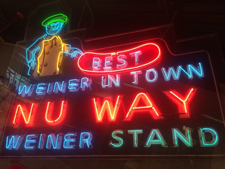 Nu-Way Weiners, Iconic Hot Dog of Georgia