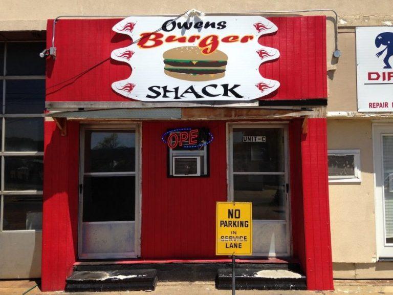 Owens Burger Shack – Clarksdale, Mississippi
