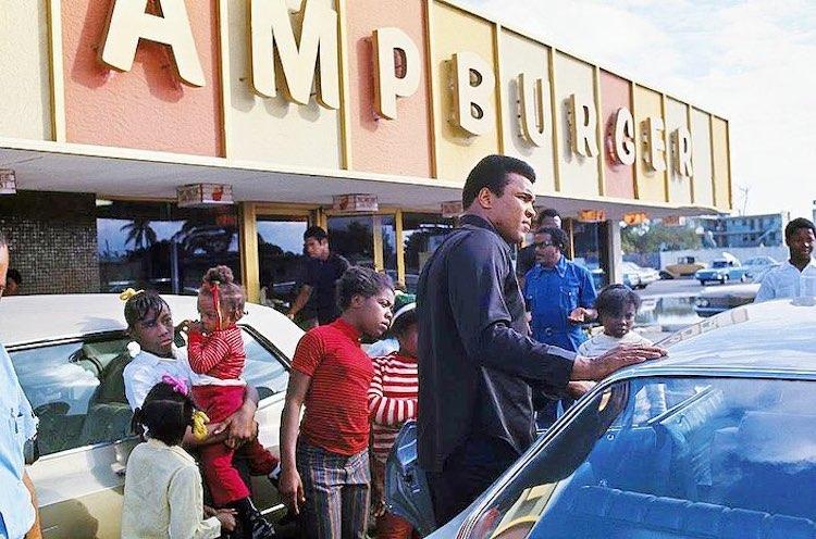 Muhammad Ali's Champburger