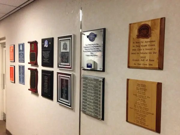 Craver Hall of Fame Wall