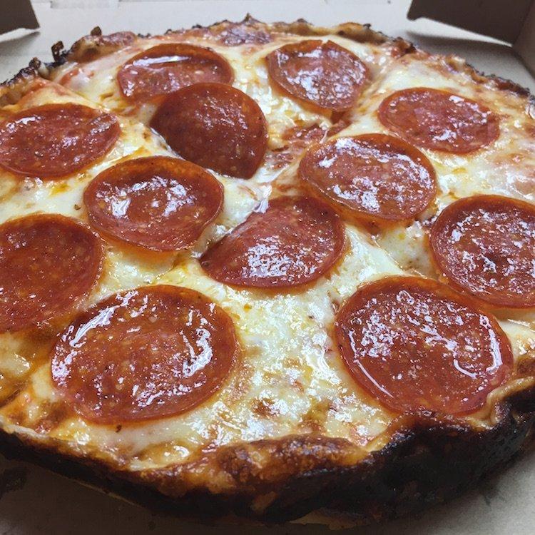 Tio Colo Pepperoni Pizza Cubana