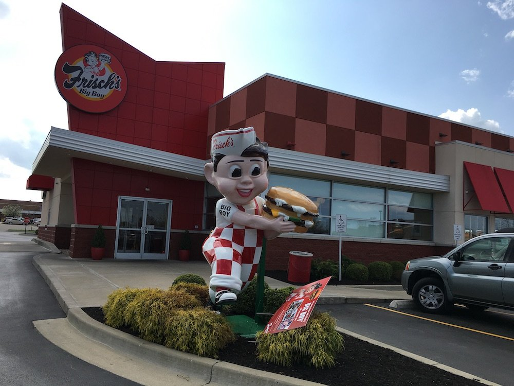 Frisch's Big Boy Building