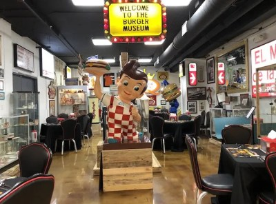 Burger Beast's Burger Museum
