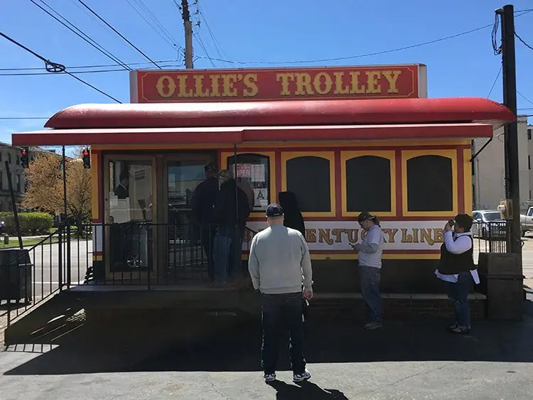 The History of Ollie's Trolley From LUMS Restaurants