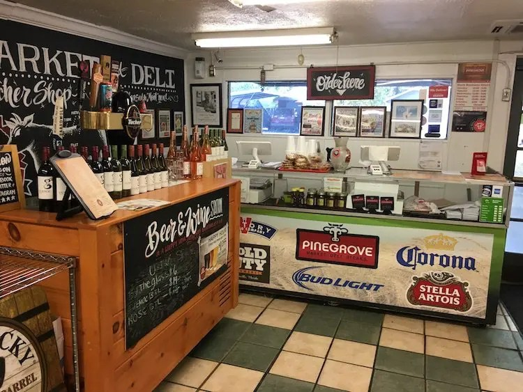 Pinegrove Market and Deli – Jacksonville, Florida