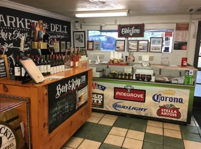 Burgers for Breakfast at Pinegrove Market & Deli in Jacksonville