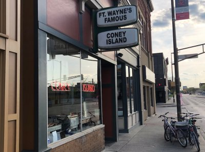 Fort Wayne's Famous Coney Island did not disappoint!