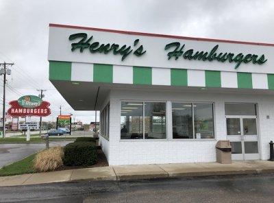 Henry's Hamburgers - Benton Harbor, Michigan