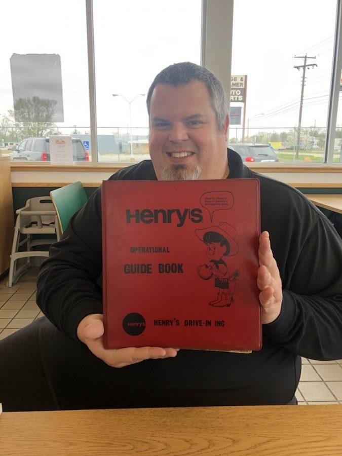 Henry's Hamburgers Operating Manual