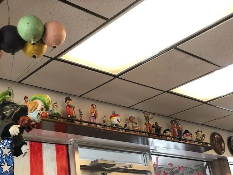 Even More Clown Decor