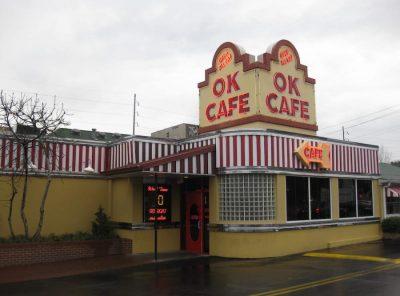 OK Cafe in Atlanta, Georgia