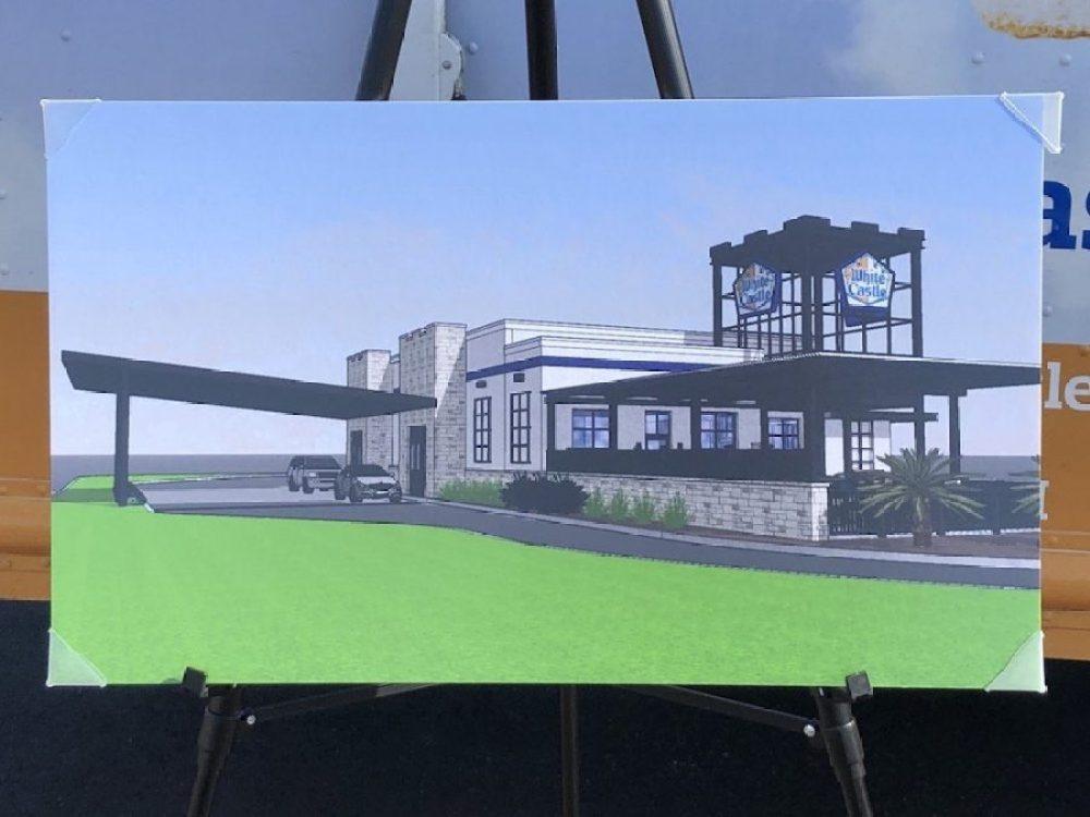 White Castle Orlando building mockup 1