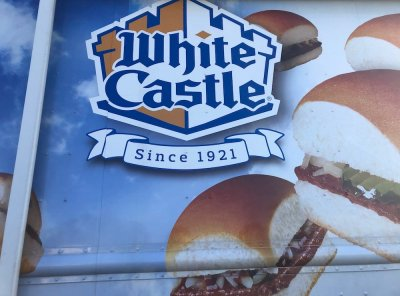 White Castle in Orlando, Florida