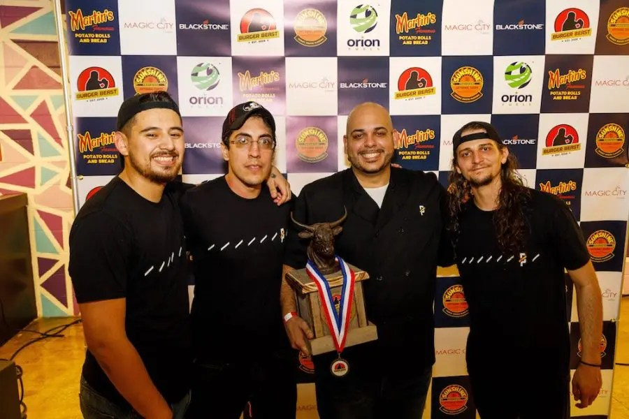 Hamburger House Party 2019 People's Winner -PINCHO
