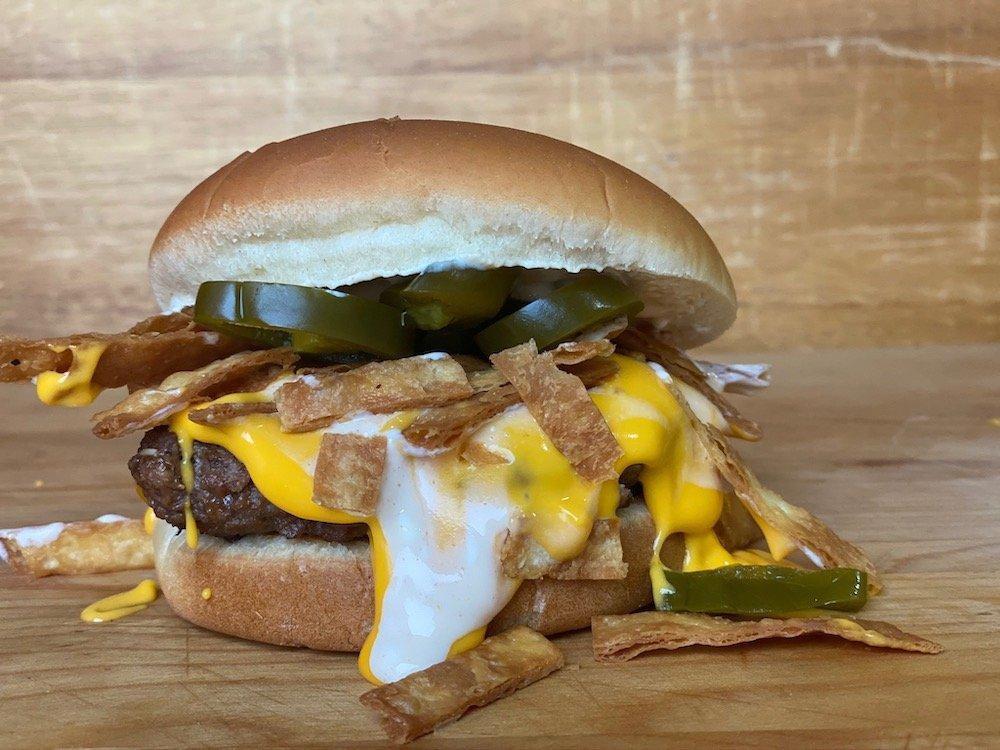 Boyce General Store Tex-Mex Burger