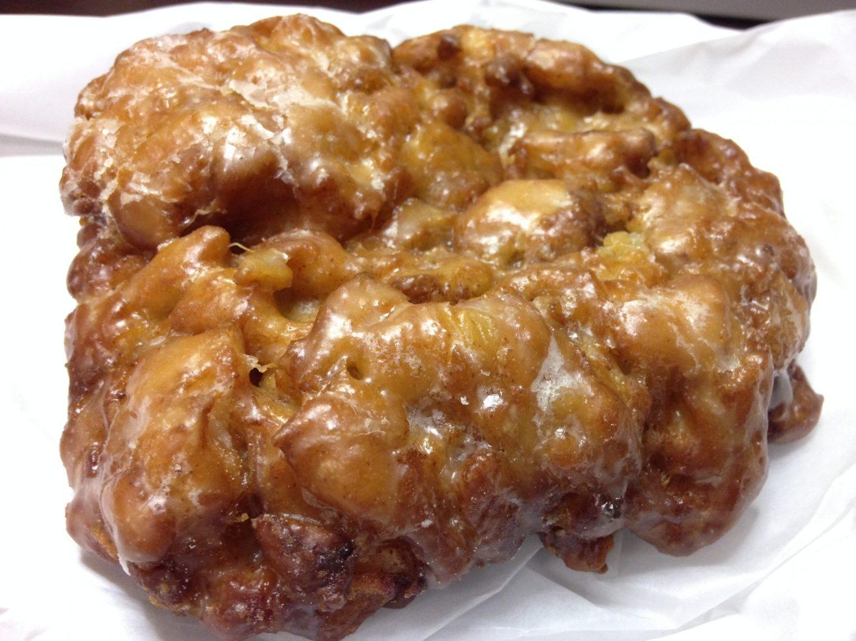 Donut Den Apple Fritter