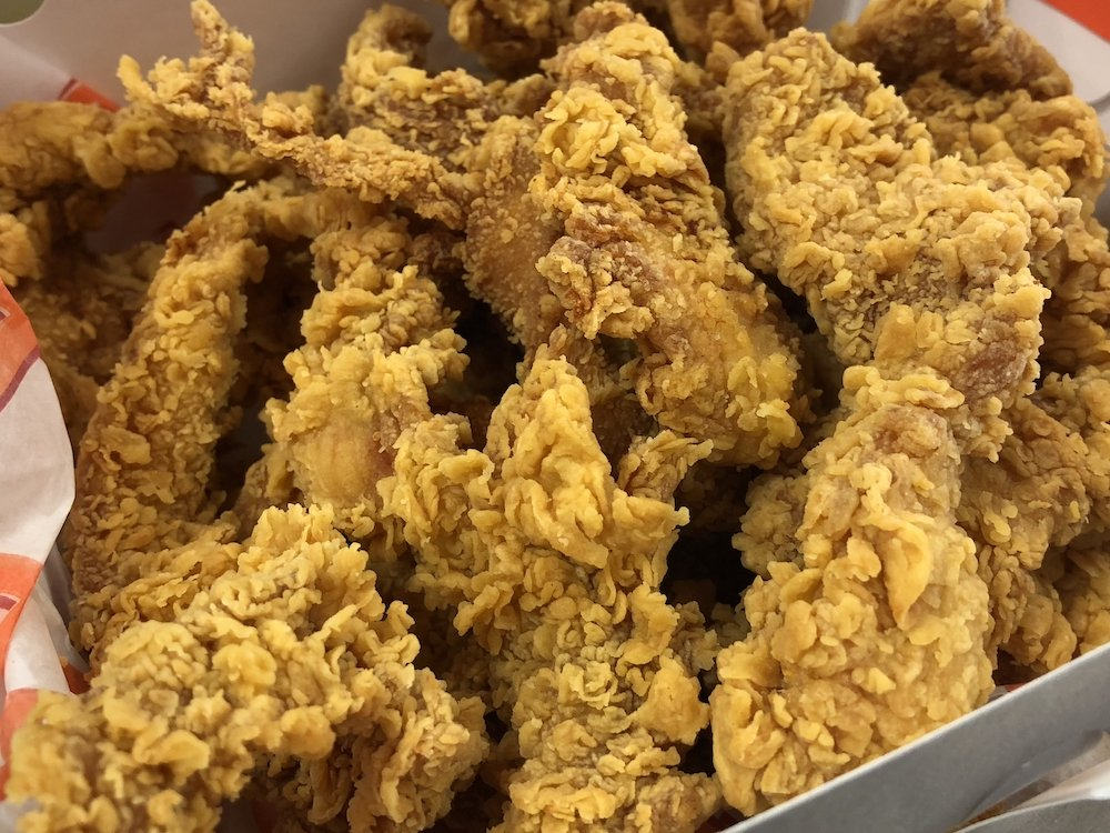 Popeye's Chicken Tenders