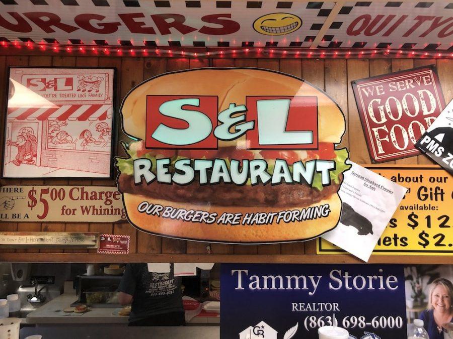 S & L Restaurant Logo