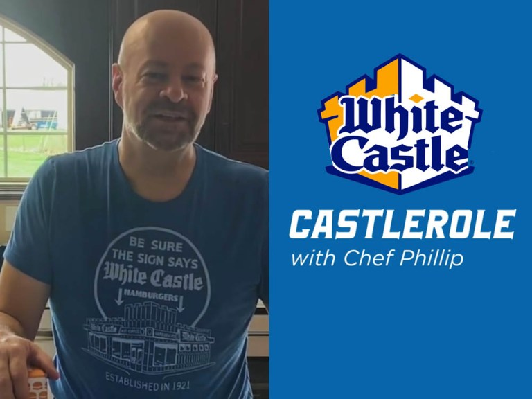 White Castle Slider Castlerole Recipe