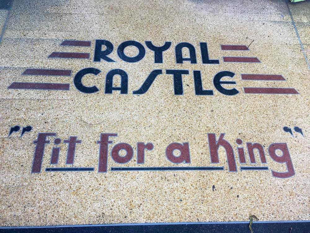 Royal Castle terrazzo floor at La Cruzada in Homestead