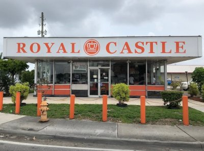The Last Royal Castle Restaurant in Miami, Florida
