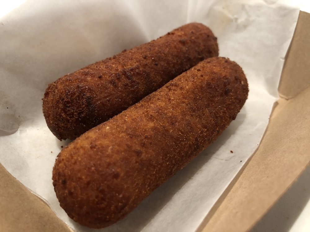 CAO Bakery Two Croquetas