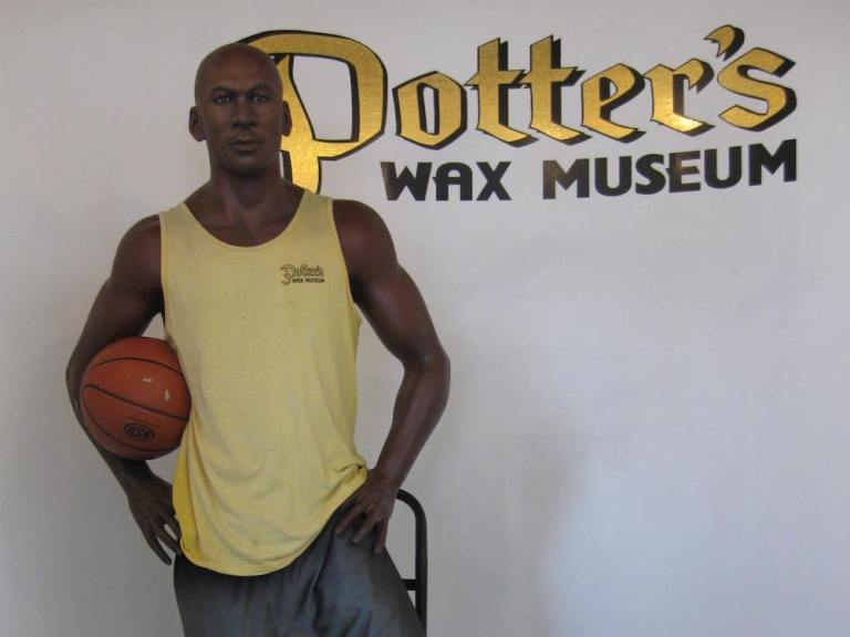 Have You Been To Potter's Wax Museum in St. Augustine?
